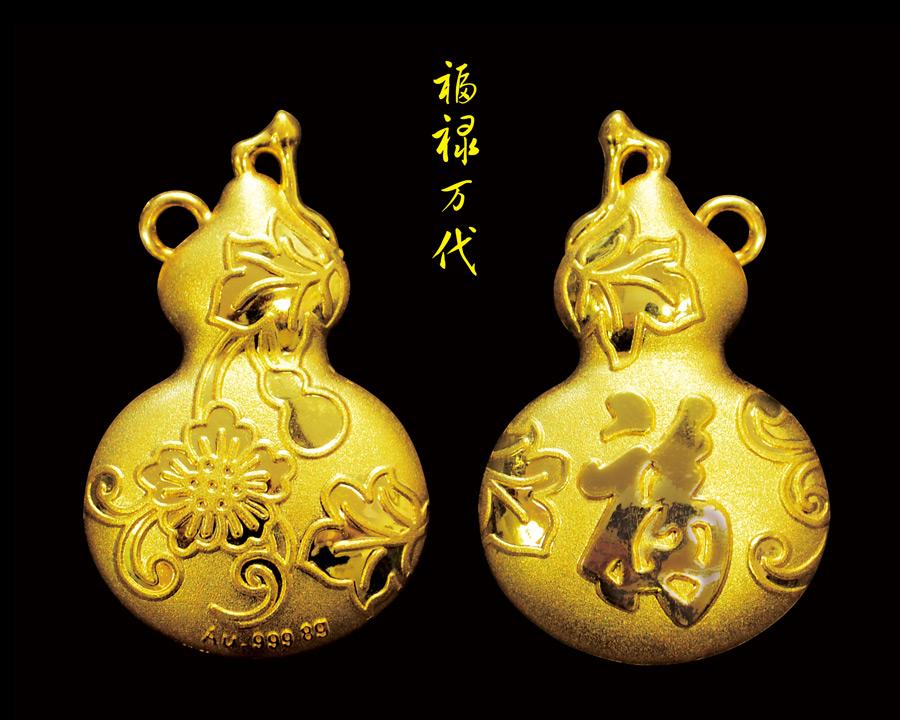 福禄万代金葫芦(不入库)